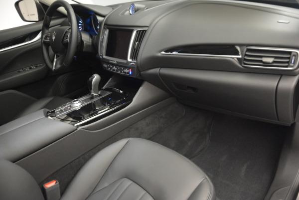 New 2017 Maserati Levante 350hp for sale Sold at Alfa Romeo of Westport in Westport CT 06880 19