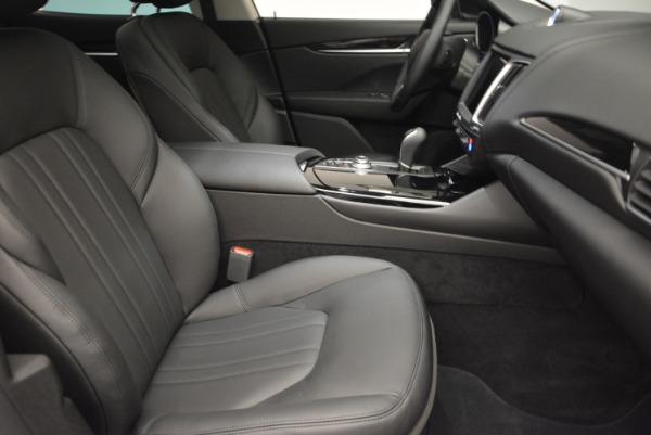 New 2017 Maserati Levante 350hp for sale Sold at Alfa Romeo of Westport in Westport CT 06880 20