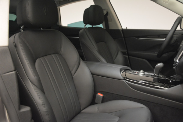 New 2017 Maserati Levante 350hp for sale Sold at Alfa Romeo of Westport in Westport CT 06880 21