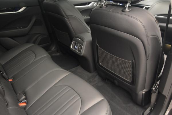 New 2017 Maserati Levante 350hp for sale Sold at Alfa Romeo of Westport in Westport CT 06880 22