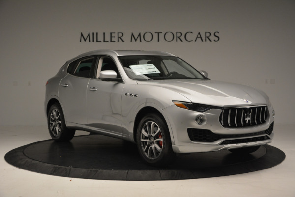 New 2017 Maserati Levante 350hp for sale Sold at Alfa Romeo of Westport in Westport CT 06880 11