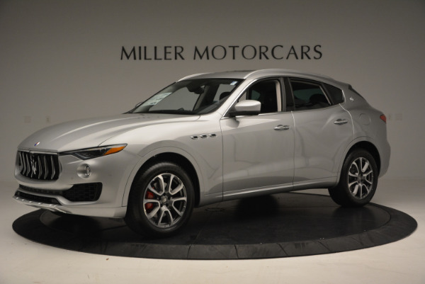 New 2017 Maserati Levante 350hp for sale Sold at Alfa Romeo of Westport in Westport CT 06880 2