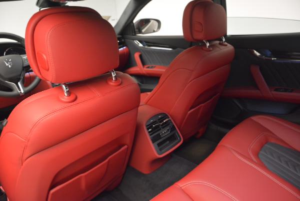 New 2017 Maserati Quattroporte S Q4 GranLusso for sale Sold at Alfa Romeo of Westport in Westport CT 06880 18