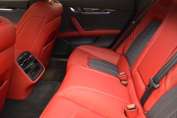 New 2017 Maserati Quattroporte S Q4 GranLusso for sale Sold at Alfa Romeo of Westport in Westport CT 06880 19