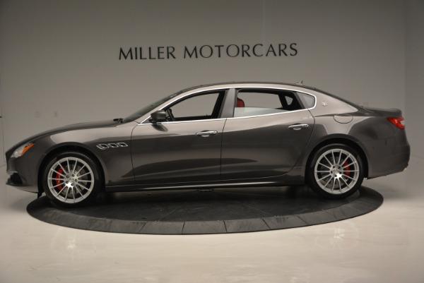 New 2017 Maserati Quattroporte S Q4 GranLusso for sale Sold at Alfa Romeo of Westport in Westport CT 06880 3