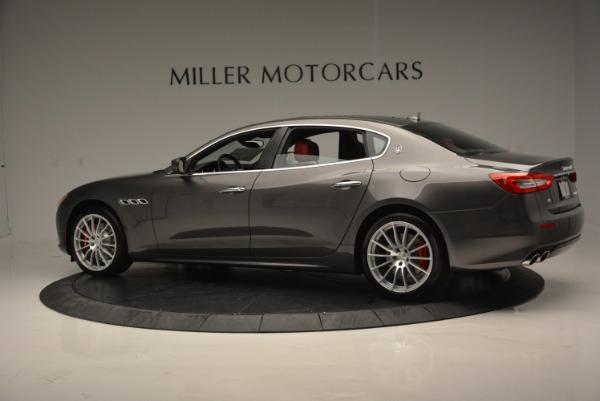 New 2017 Maserati Quattroporte S Q4 GranLusso for sale Sold at Alfa Romeo of Westport in Westport CT 06880 4