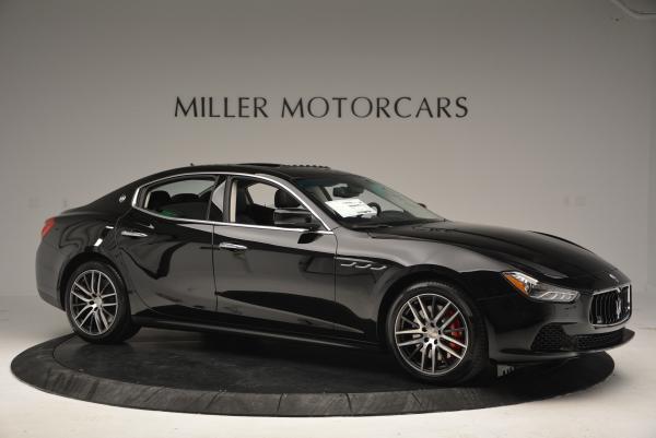 Used 2016 Maserati Ghibli S Q4 for sale Sold at Alfa Romeo of Westport in Westport CT 06880 10