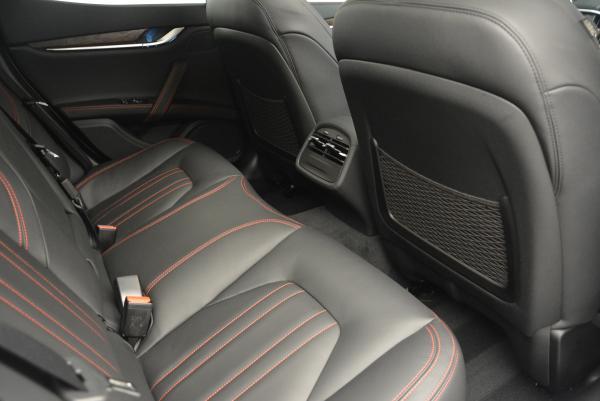 Used 2016 Maserati Ghibli S Q4 for sale Sold at Alfa Romeo of Westport in Westport CT 06880 18