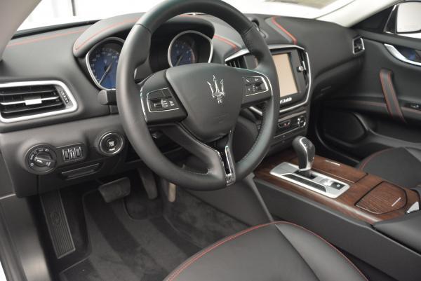 Used 2016 Maserati Ghibli S Q4 for sale Sold at Alfa Romeo of Westport in Westport CT 06880 20