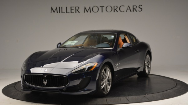 New 2017 Maserati GranTurismo Sport for sale Sold at Alfa Romeo of Westport in Westport CT 06880 1