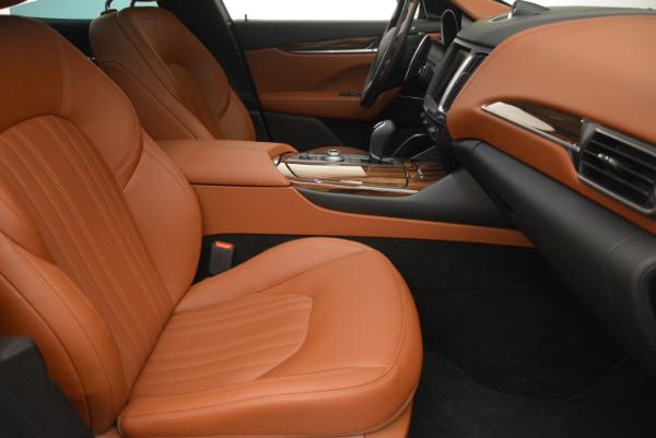 New 2017 Maserati Levante S for sale Sold at Alfa Romeo of Westport in Westport CT 06880 28