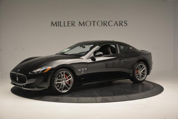 New 2016 Maserati GranTurismo Sport for sale Sold at Alfa Romeo of Westport in Westport CT 06880 2