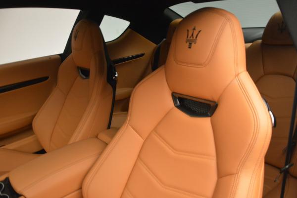 New 2017 Maserati GranTurismo Sport for sale Sold at Alfa Romeo of Westport in Westport CT 06880 15