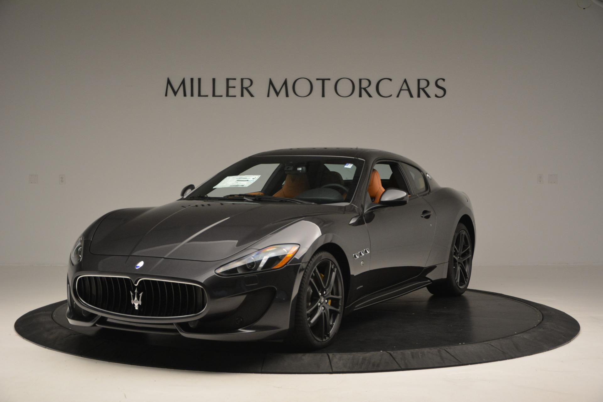 New 2017 Maserati GranTurismo Sport for sale Sold at Alfa Romeo of Westport in Westport CT 06880 1