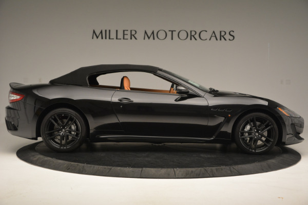 New 2017 Maserati GranTurismo MC CONVERTIBLE for sale Sold at Alfa Romeo of Westport in Westport CT 06880 13