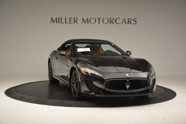 New 2017 Maserati GranTurismo MC CONVERTIBLE for sale Sold at Alfa Romeo of Westport in Westport CT 06880 16