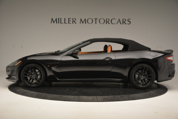 New 2017 Maserati GranTurismo MC CONVERTIBLE for sale Sold at Alfa Romeo of Westport in Westport CT 06880 20