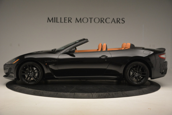 New 2017 Maserati GranTurismo MC CONVERTIBLE for sale Sold at Alfa Romeo of Westport in Westport CT 06880 3