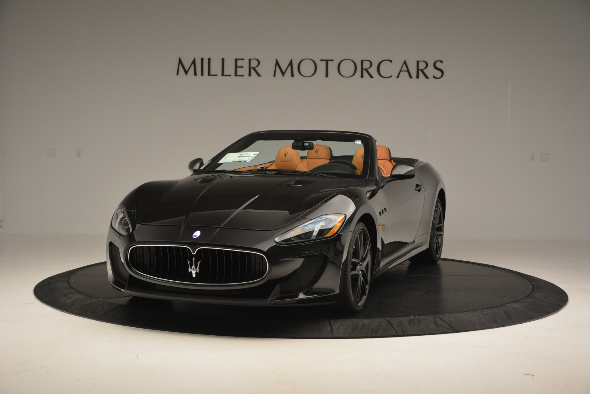 New 2017 Maserati GranTurismo MC CONVERTIBLE for sale Sold at Alfa Romeo of Westport in Westport CT 06880 1