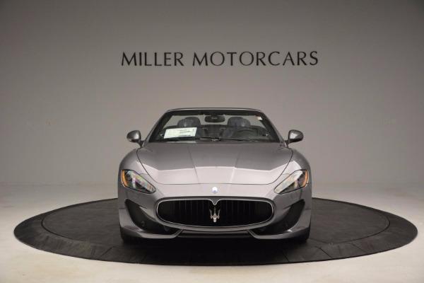 New 2017 Maserati GranTurismo Sport for sale Sold at Alfa Romeo of Westport in Westport CT 06880 10