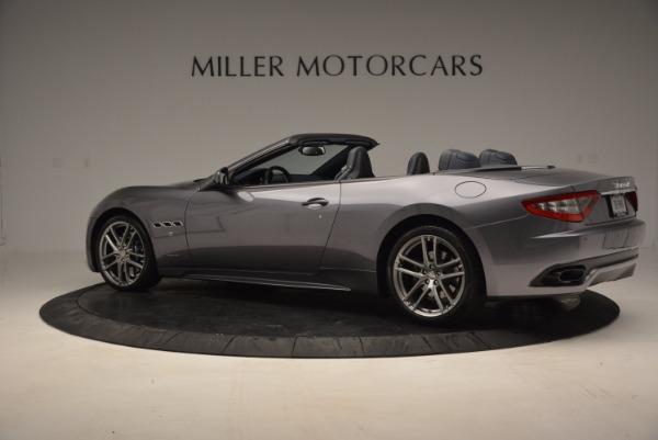 New 2017 Maserati GranTurismo Sport for sale Sold at Alfa Romeo of Westport in Westport CT 06880 3