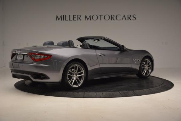 New 2017 Maserati GranTurismo Sport for sale Sold at Alfa Romeo of Westport in Westport CT 06880 6
