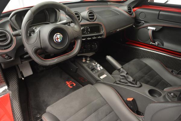 Used 2015 Alfa Romeo 4C Launch Edition for sale Sold at Alfa Romeo of Westport in Westport CT 06880 13