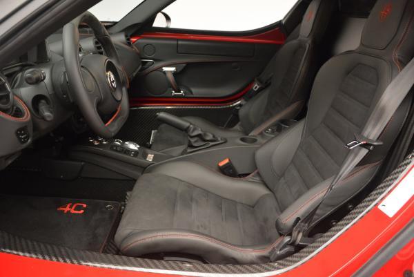 Used 2015 Alfa Romeo 4C Launch Edition for sale Sold at Alfa Romeo of Westport in Westport CT 06880 14