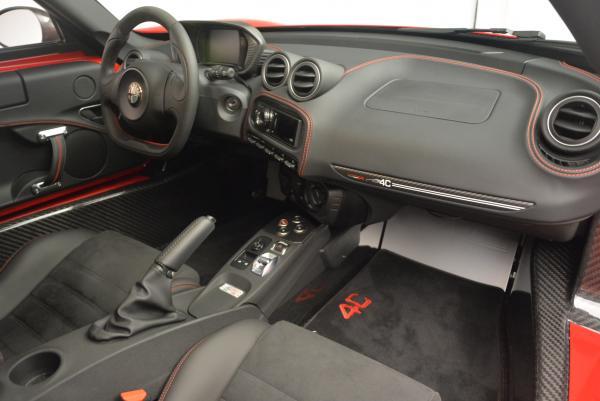 Used 2015 Alfa Romeo 4C Launch Edition for sale Sold at Alfa Romeo of Westport in Westport CT 06880 17