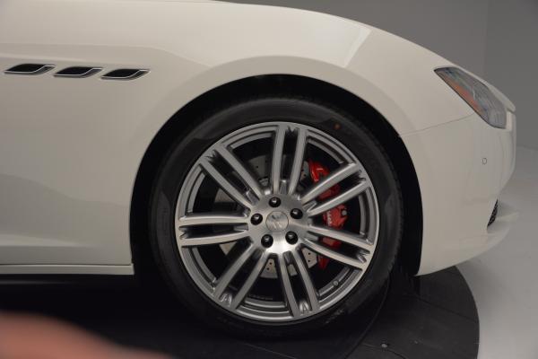 New 2016 Maserati Ghibli S Q4 for sale Sold at Alfa Romeo of Westport in Westport CT 06880 12