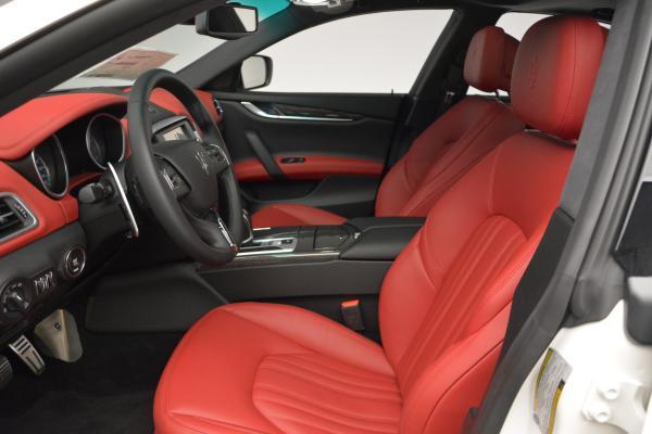 New 2016 Maserati Ghibli S Q4 for sale Sold at Alfa Romeo of Westport in Westport CT 06880 13