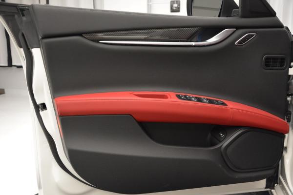 New 2016 Maserati Ghibli S Q4 for sale Sold at Alfa Romeo of Westport in Westport CT 06880 21
