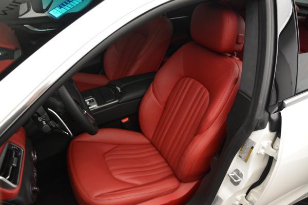 New 2016 Maserati Ghibli S Q4 for sale Sold at Alfa Romeo of Westport in Westport CT 06880 23