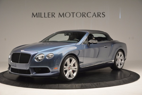 Used 2014 Bentley Continental GT V8 S Convertible for sale Sold at Alfa Romeo of Westport in Westport CT 06880 14