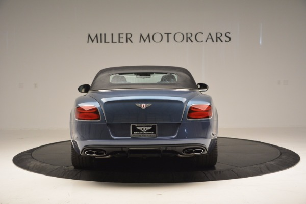 Used 2014 Bentley Continental GT V8 S Convertible for sale Sold at Alfa Romeo of Westport in Westport CT 06880 17