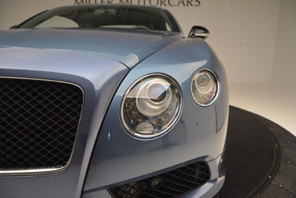 Used 2014 Bentley Continental GT V8 S Convertible for sale Sold at Alfa Romeo of Westport in Westport CT 06880 23