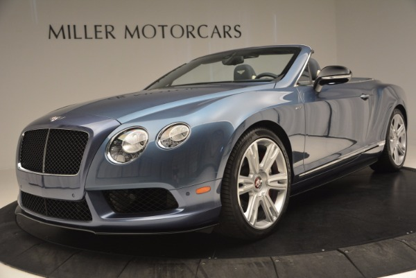 Used 2014 Bentley Continental GT V8 S Convertible for sale Sold at Alfa Romeo of Westport in Westport CT 06880 24