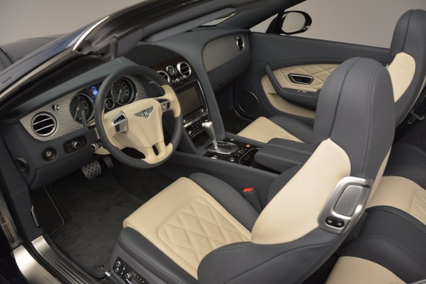 Used 2014 Bentley Continental GT V8 S Convertible for sale Sold at Alfa Romeo of Westport in Westport CT 06880 28