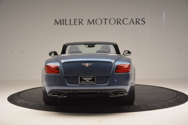 Used 2014 Bentley Continental GT V8 S Convertible for sale Sold at Alfa Romeo of Westport in Westport CT 06880 6