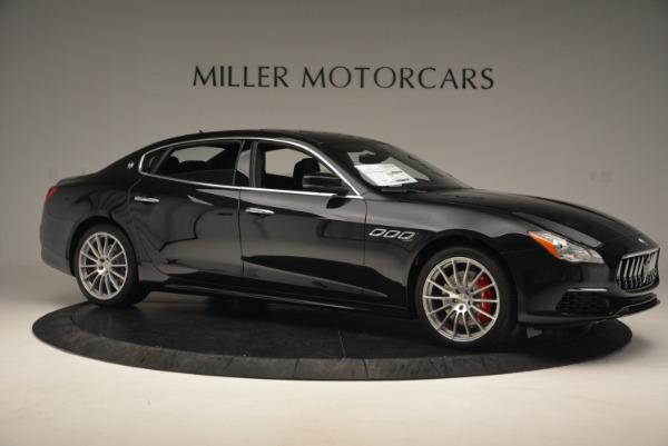 New 2017 Maserati Quattroporte S Q4 GranLusso for sale Sold at Alfa Romeo of Westport in Westport CT 06880 10