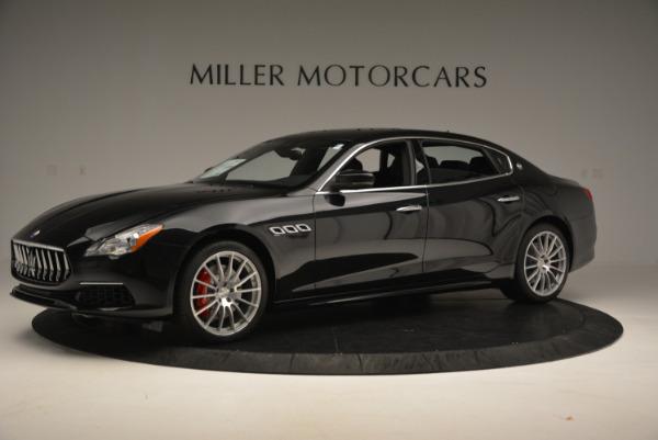 New 2017 Maserati Quattroporte S Q4 GranLusso for sale Sold at Alfa Romeo of Westport in Westport CT 06880 2