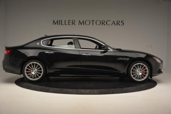 New 2017 Maserati Quattroporte S Q4 GranLusso for sale Sold at Alfa Romeo of Westport in Westport CT 06880 9