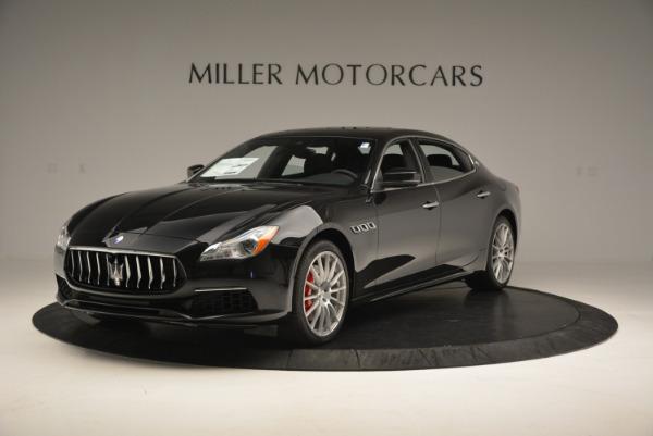 New 2017 Maserati Quattroporte S Q4 GranLusso for sale Sold at Alfa Romeo of Westport in Westport CT 06880 1