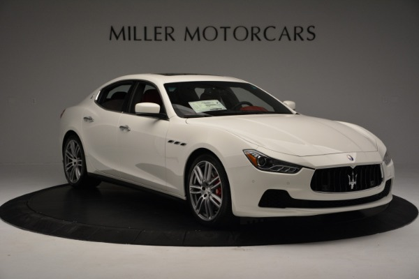 New 2017 Maserati Ghibli S Q4 for sale Sold at Alfa Romeo of Westport in Westport CT 06880 11