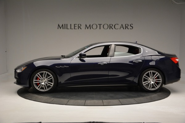 New 2017 Maserati Ghibli S Q4 for sale Sold at Alfa Romeo of Westport in Westport CT 06880 3