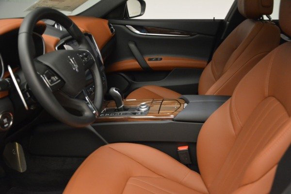 Used 2017 Maserati Ghibli S Q4 EX-LOANER for sale Sold at Alfa Romeo of Westport in Westport CT 06880 15