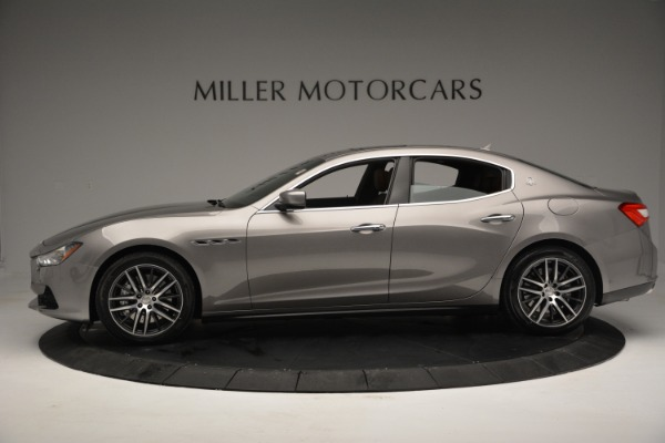 Used 2017 Maserati Ghibli S Q4 EX-LOANER for sale Sold at Alfa Romeo of Westport in Westport CT 06880 3