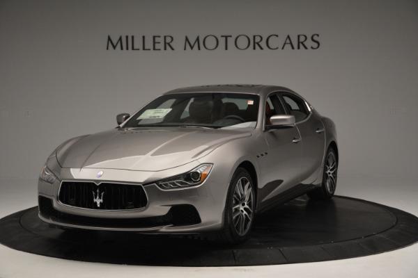Used 2017 Maserati Ghibli S Q4 EX-LOANER for sale Sold at Alfa Romeo of Westport in Westport CT 06880 1