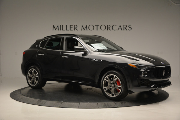 New 2017 Maserati Levante for sale Sold at Alfa Romeo of Westport in Westport CT 06880 10