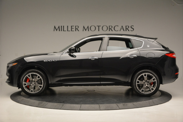 New 2017 Maserati Levante for sale Sold at Alfa Romeo of Westport in Westport CT 06880 3